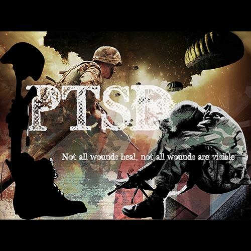 PTSD art project