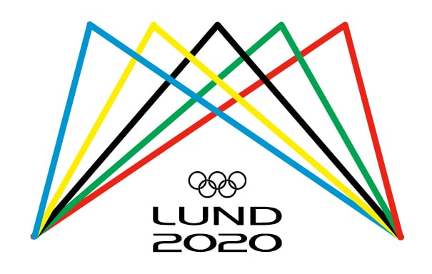 olympics logo for lund