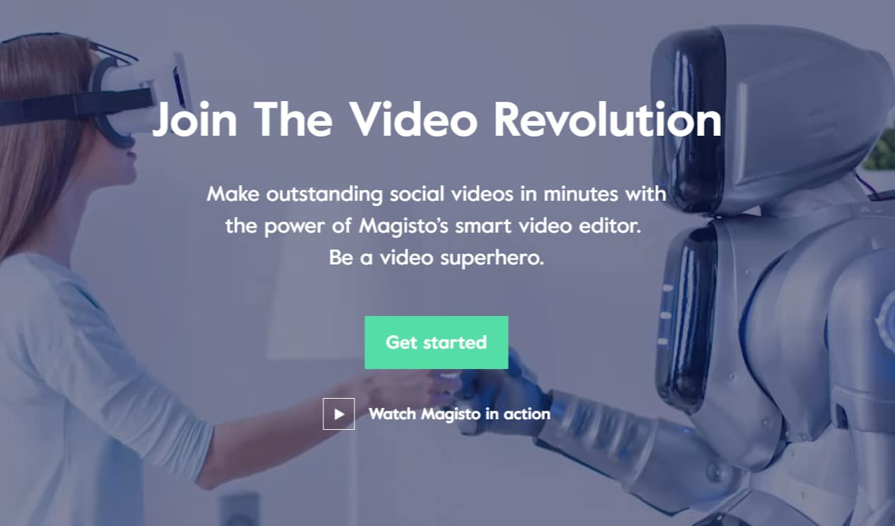 The Best Online Video Editors magisto