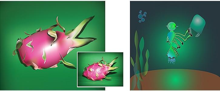 illustration program work