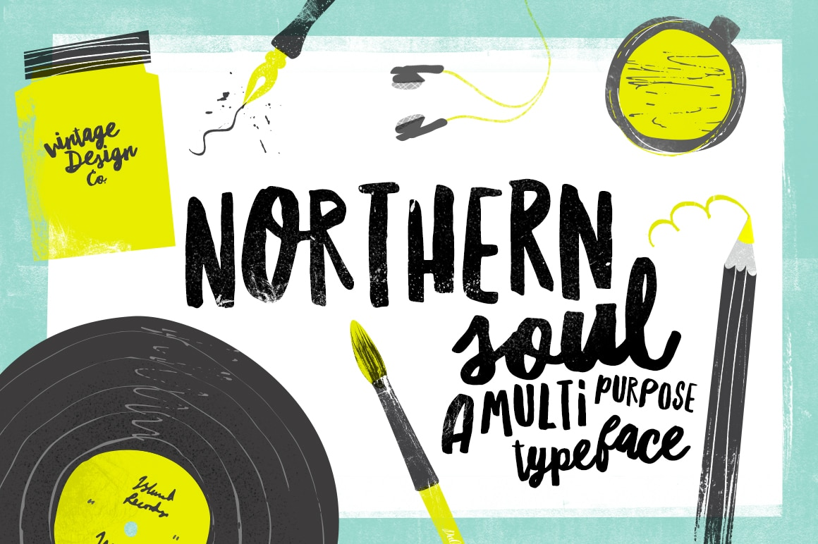 Northern Soul by Ian Barnard