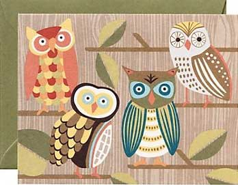 Owl Papersource