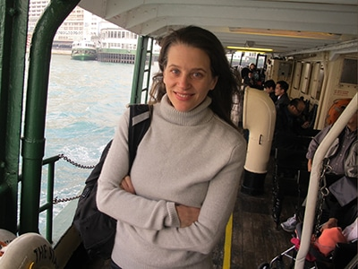 Piper Nilsson Faculty profile