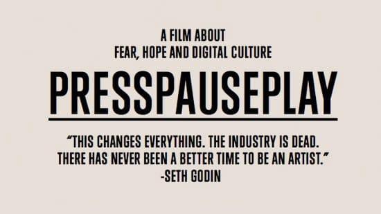 presspauseplay - quarantine movies for creatives