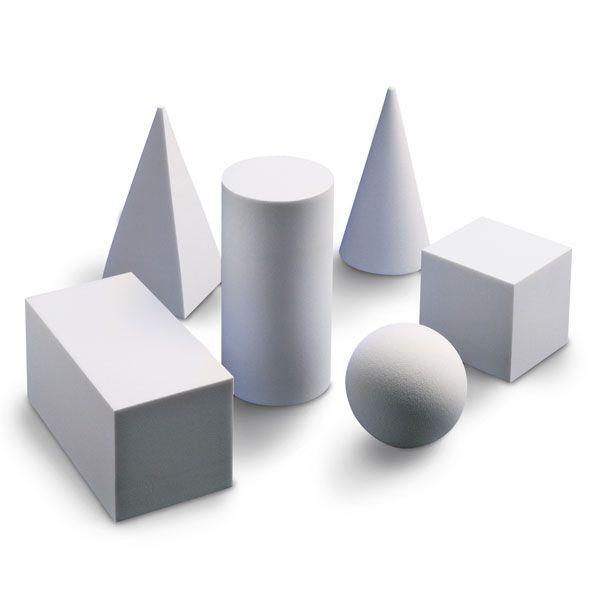 primitive 3d forms