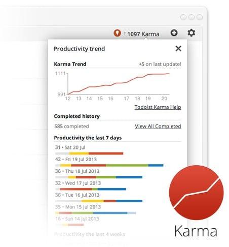Todoist: My Favorite Task-Management App - Notes on Design