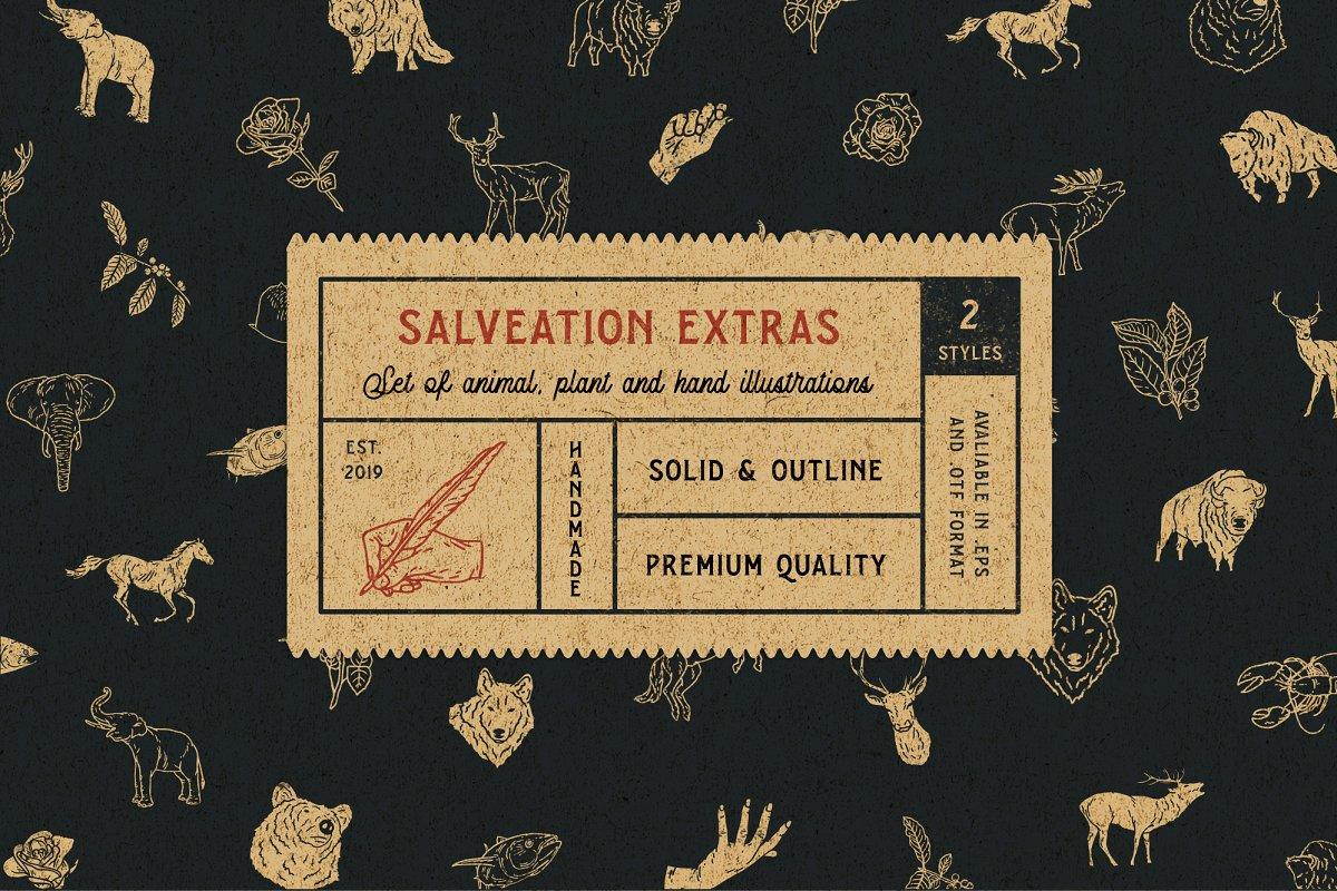 salveation 4