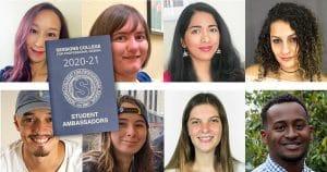 2020-21 Sessions Student Ambassadors