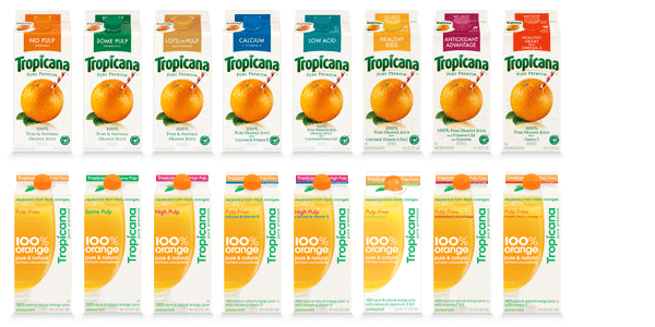 tropicana drops package redesign essay