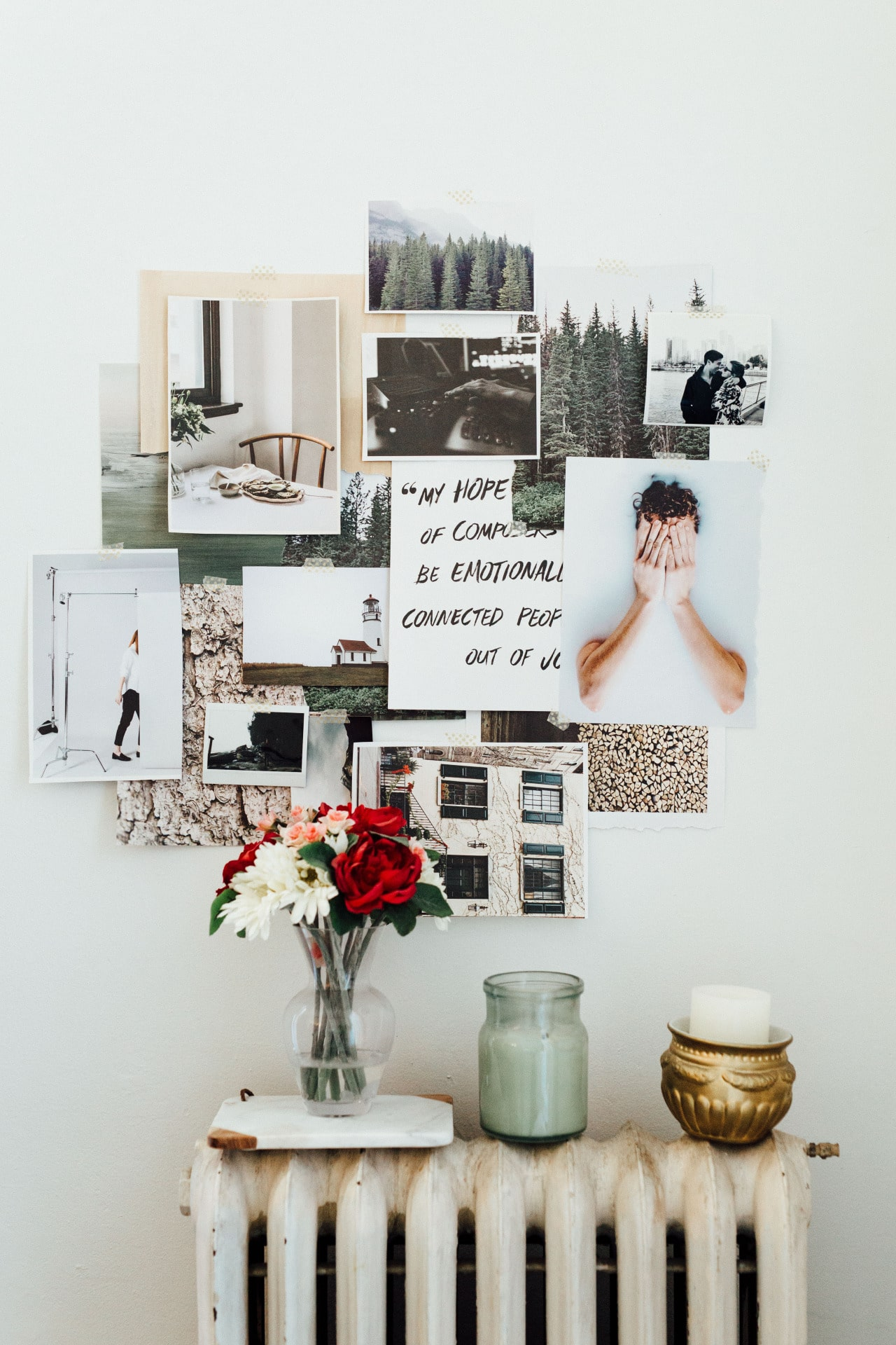 Using Mood Boards To Develop Your Brand Notes On Design: home decor pinterest boards to follow