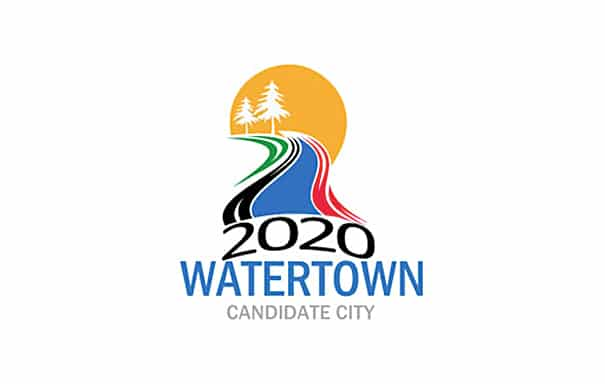 olympics logo for watertown